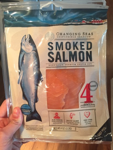 THE BEST SMOKED SALMON EVER