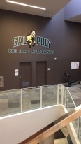 The Cal Poly Gym